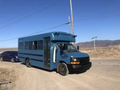 2009 Collins School Bus Conversion - #1
