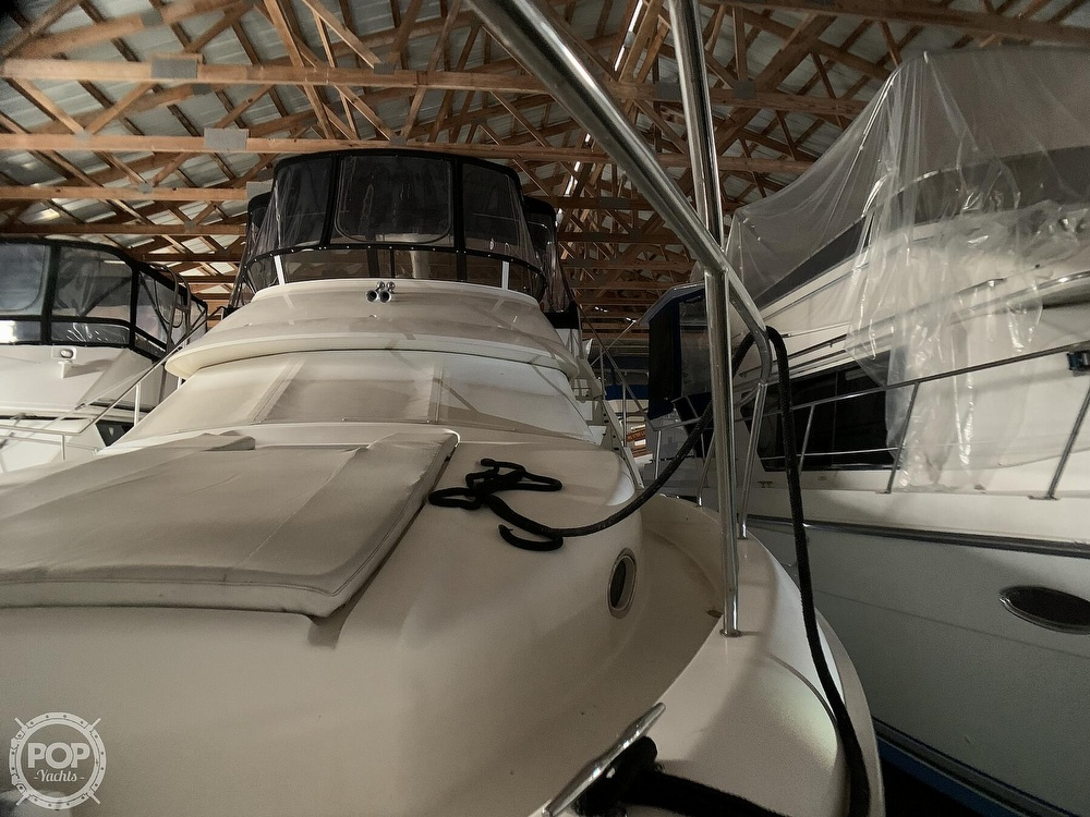 1997 Silverton boat for sale, model of the boat is 372 & Image # 12 of 40