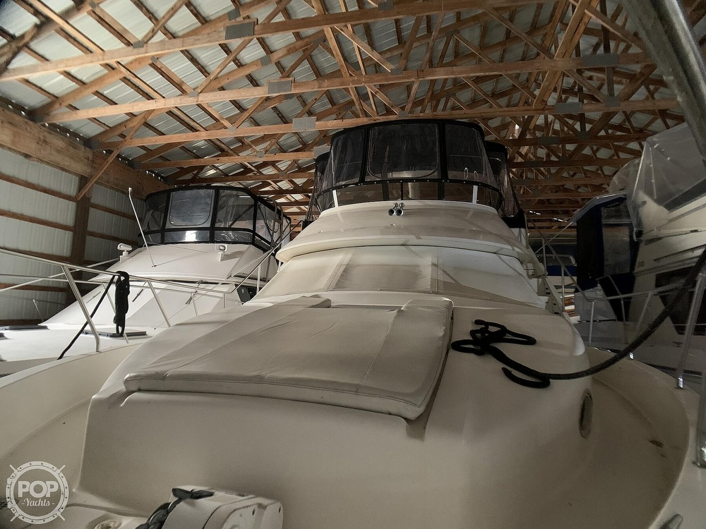 1997 Silverton boat for sale, model of the boat is 372 & Image # 13 of 40