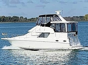 Silverton 372, 372, for sale - $91,700