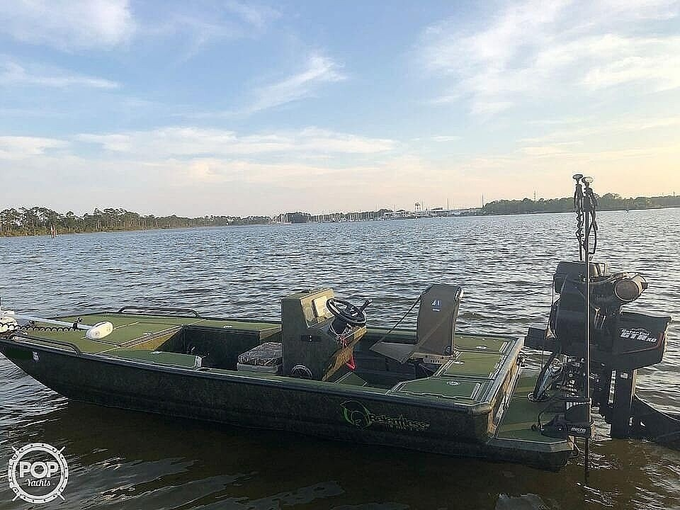 2019 Relentless boat for sale, model of the boat is 1854 & Image # 2 of 12