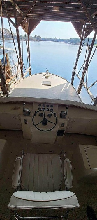 1965 Alex Willis boat for sale, model of the boat is 46 & Image # 10 of 40