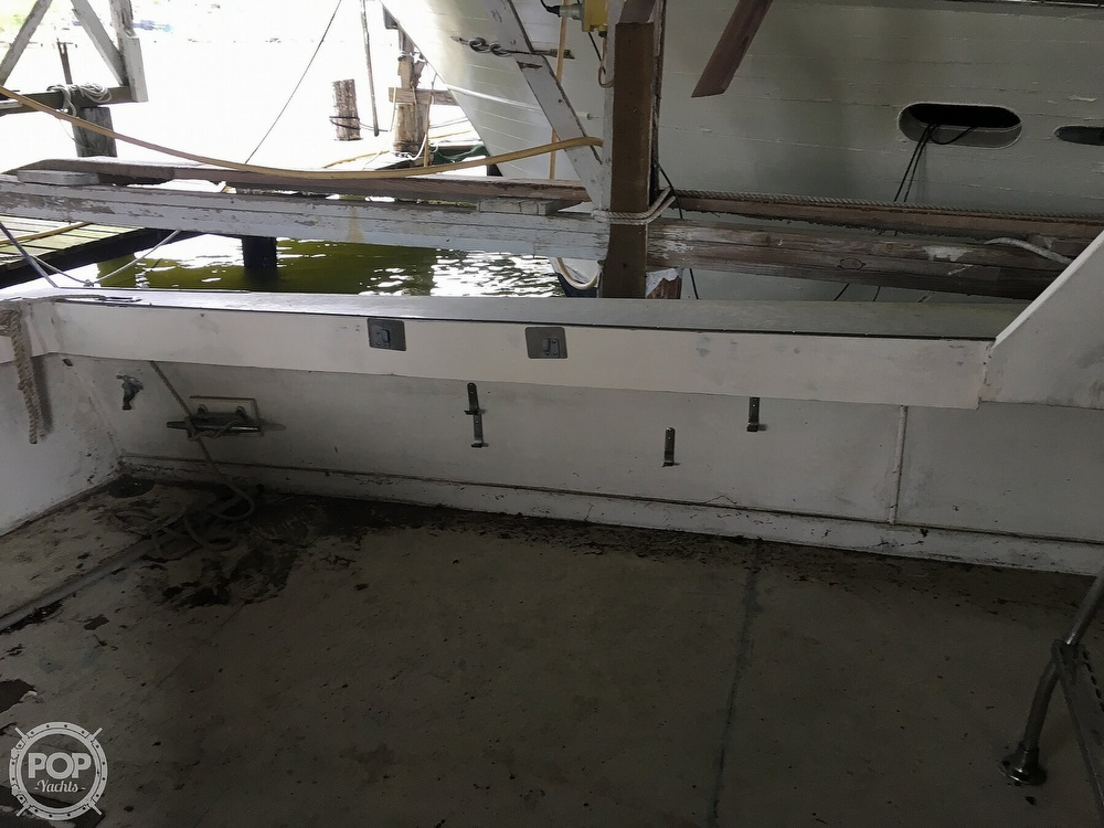 1965 Alex Willis boat for sale, model of the boat is 46 & Image # 12 of 40