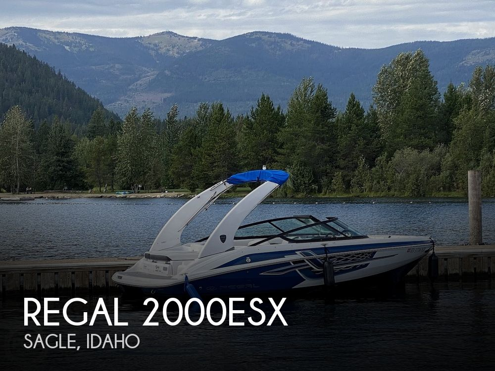 Used Regal 2000 Boats For Sale by owner | 2017 Regal 2000ESX