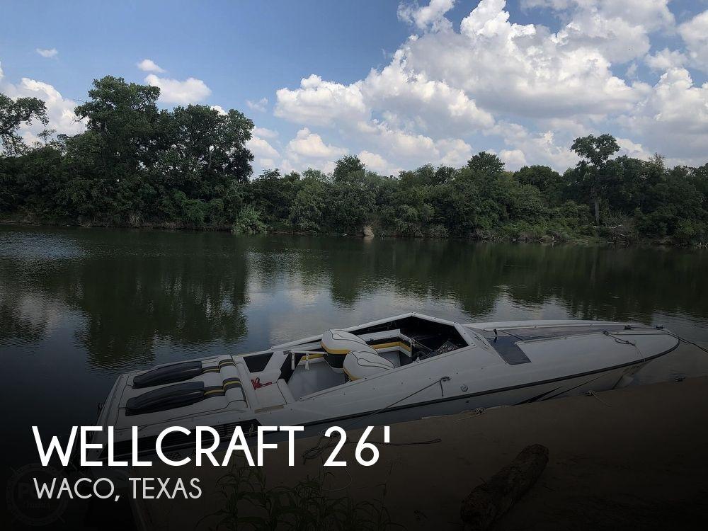 1988 Wellcraft boat for sale, model of the boat is Nova II Spyder & Image # 1 of 26