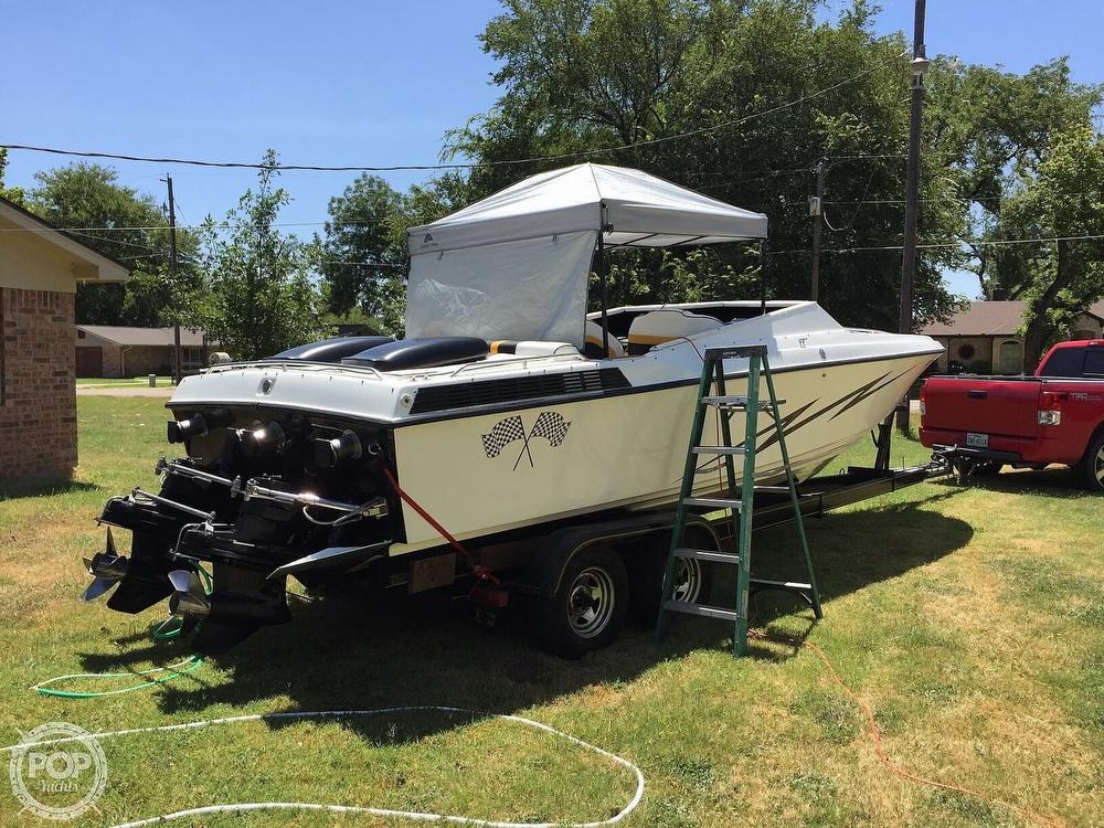 1988 Wellcraft boat for sale, model of the boat is Nova II Spyder & Image # 2 of 26