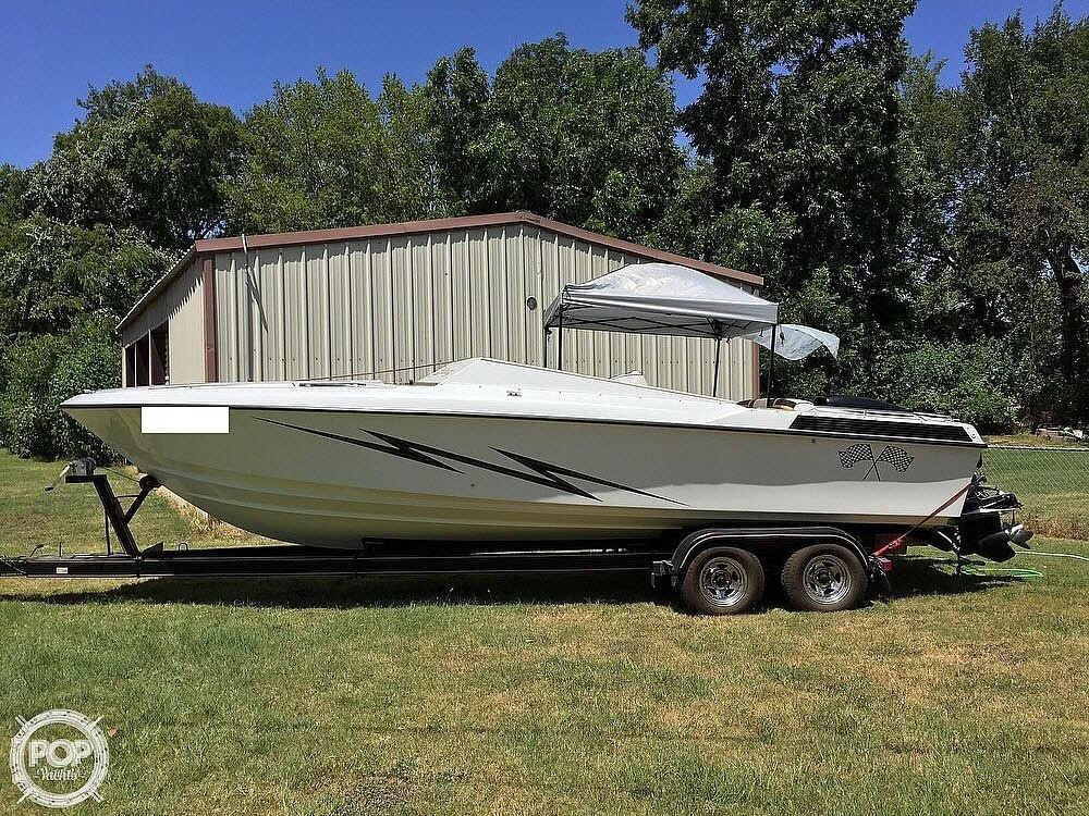 1988 Wellcraft boat for sale, model of the boat is Nova II Spyder & Image # 8 of 26