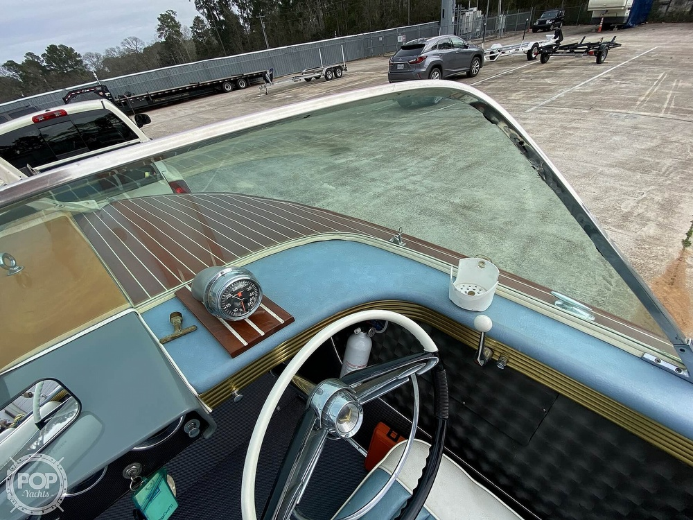 1961 Chris Craft boat for sale, model of the boat is Continental & Image # 29 of 40