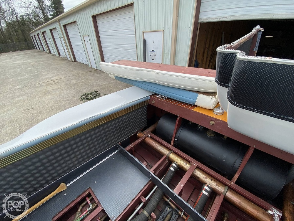 1961 Chris Craft boat for sale, model of the boat is Continental & Image # 34 of 40