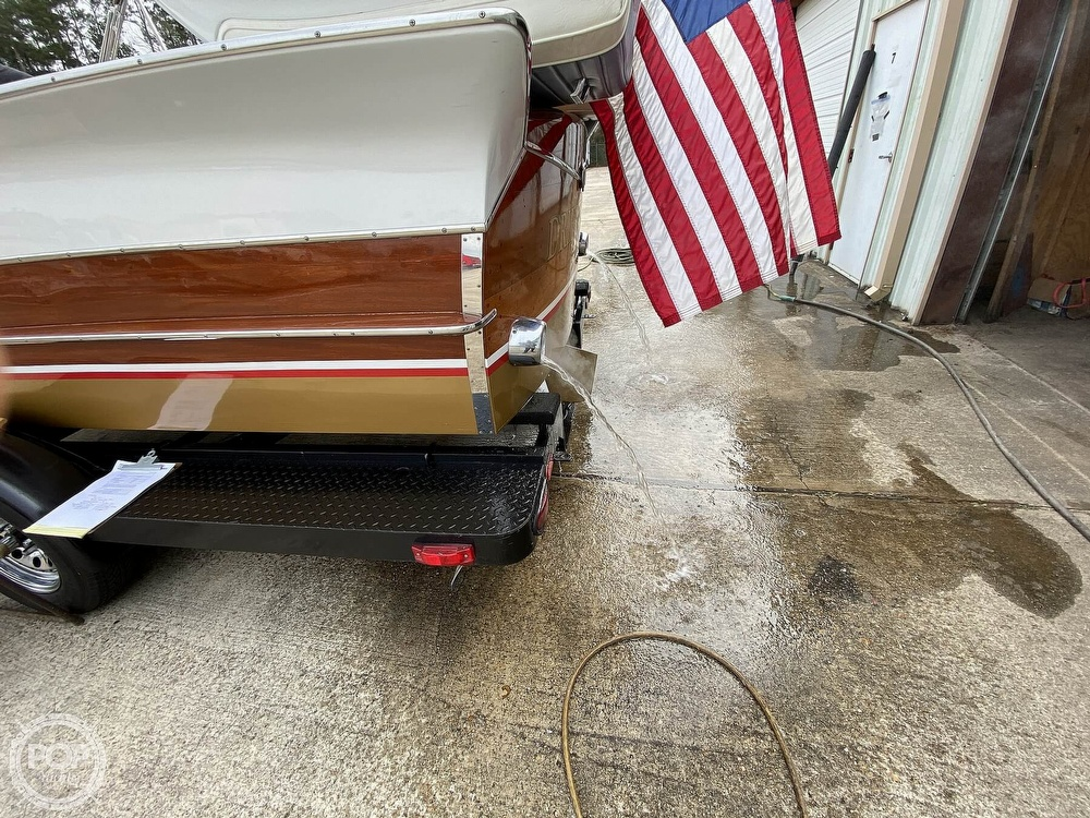 1961 Chris Craft boat for sale, model of the boat is Continental & Image # 37 of 40