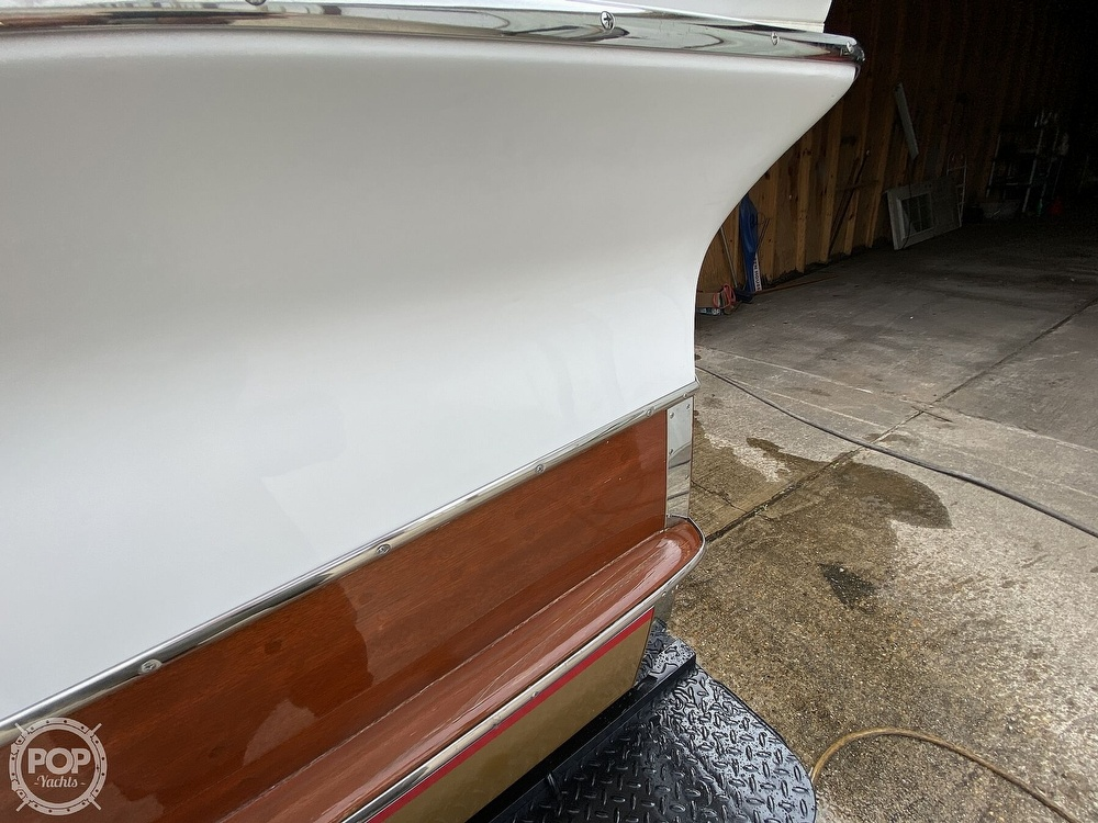 1961 Chris Craft boat for sale, model of the boat is Continental & Image # 38 of 40