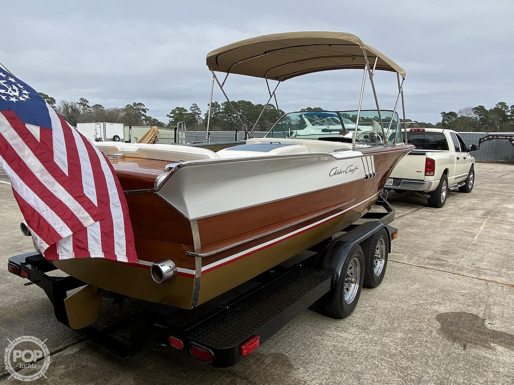 1961 Chris Craft boat for sale, model of the boat is Continental & Image # 5 of 40