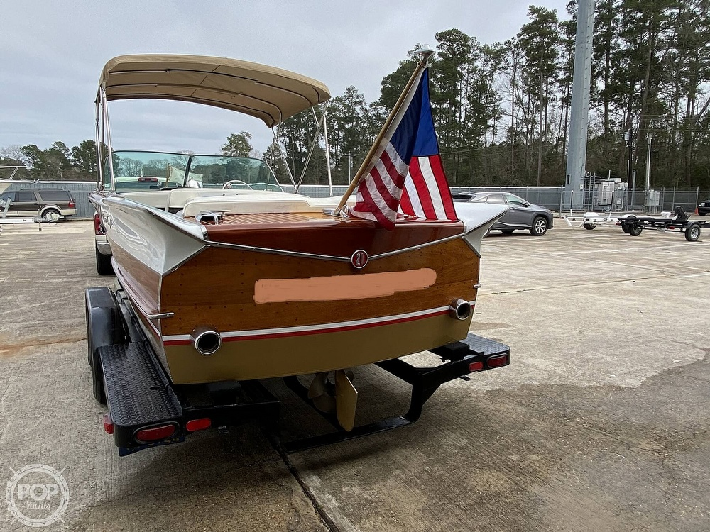 1961 Chris Craft boat for sale, model of the boat is Continental & Image # 3 of 40