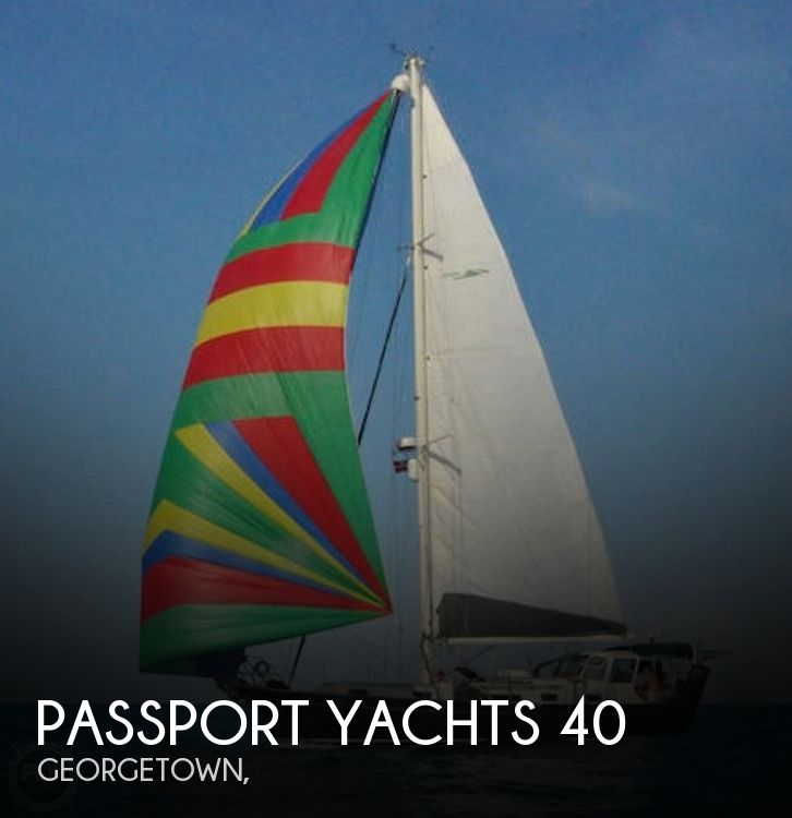 Used Boats For Sale in Bahamas by owner | 1982 Passport Yachts 40
