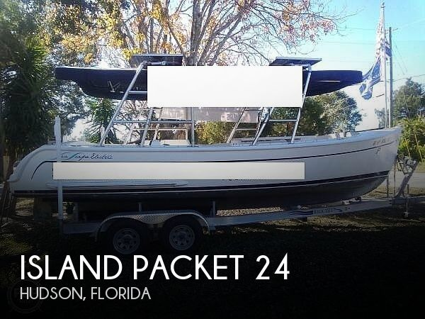 Used Island Packet Boats For Sale by owner | 2009 Island Packet Seascape L24