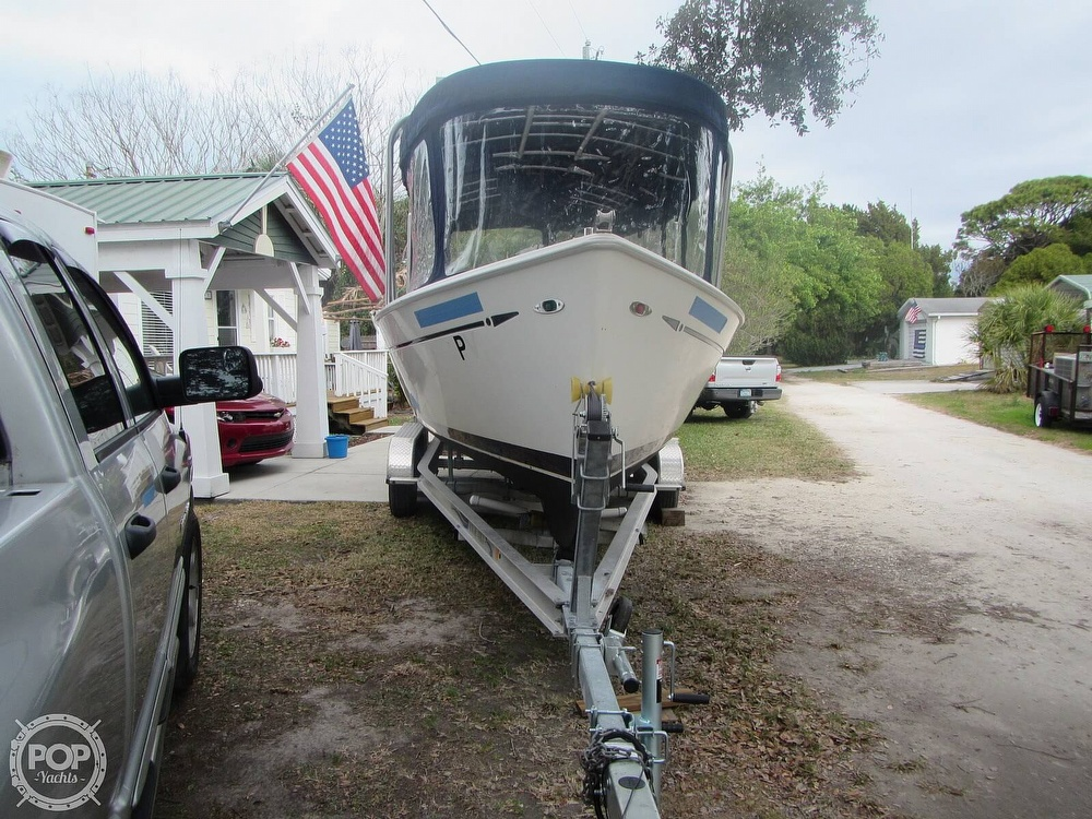 2009 Island Packet boat for sale, model of the boat is Seascape L24e Electric Launch & Image # 21 of 40