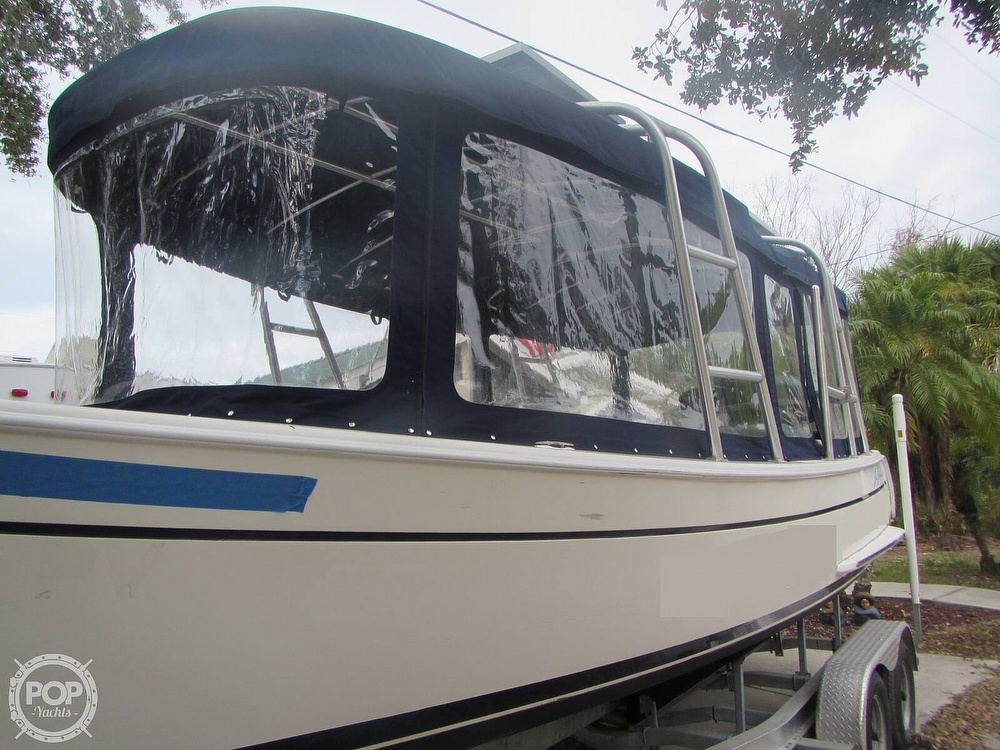 2009 Island Packet boat for sale, model of the boat is Seascape L24e Electric Launch & Image # 9 of 40