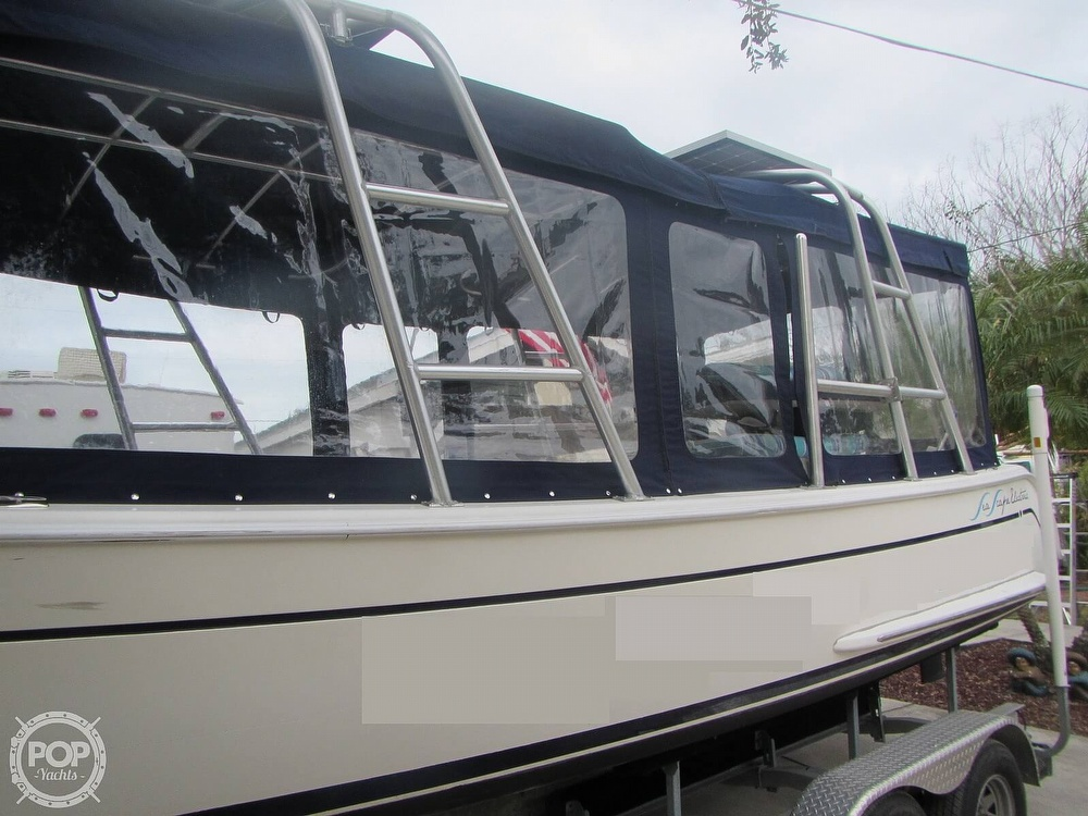 2009 Island Packet boat for sale, model of the boat is Seascape L24e Electric Launch & Image # 13 of 40
