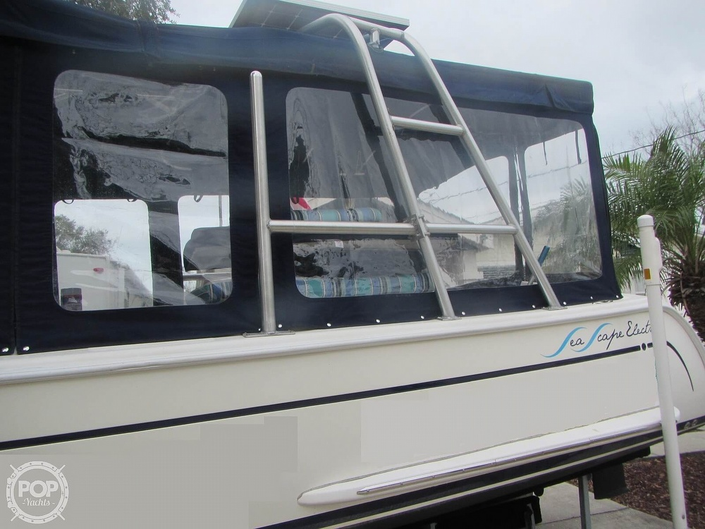 2009 Island Packet boat for sale, model of the boat is Seascape L24e Electric Launch & Image # 14 of 40
