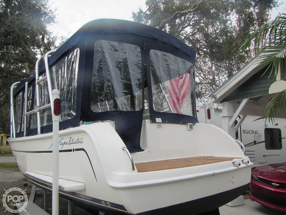 2009 Island Packet boat for sale, model of the boat is Seascape L24e Electric Launch & Image # 16 of 40