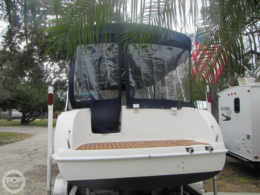 2009 Island Packet boat for sale, model of the boat is Seascape L24e Electric Launch & Image # 17 of 40