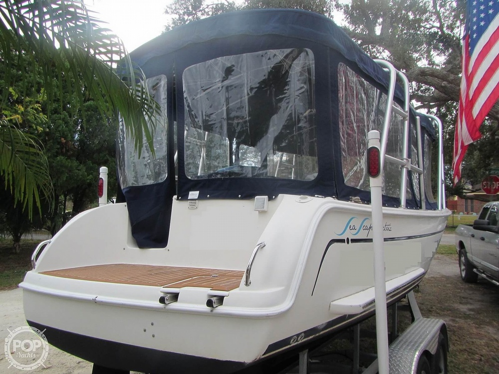 2009 Island Packet boat for sale, model of the boat is Seascape L24e Electric Launch & Image # 11 of 40