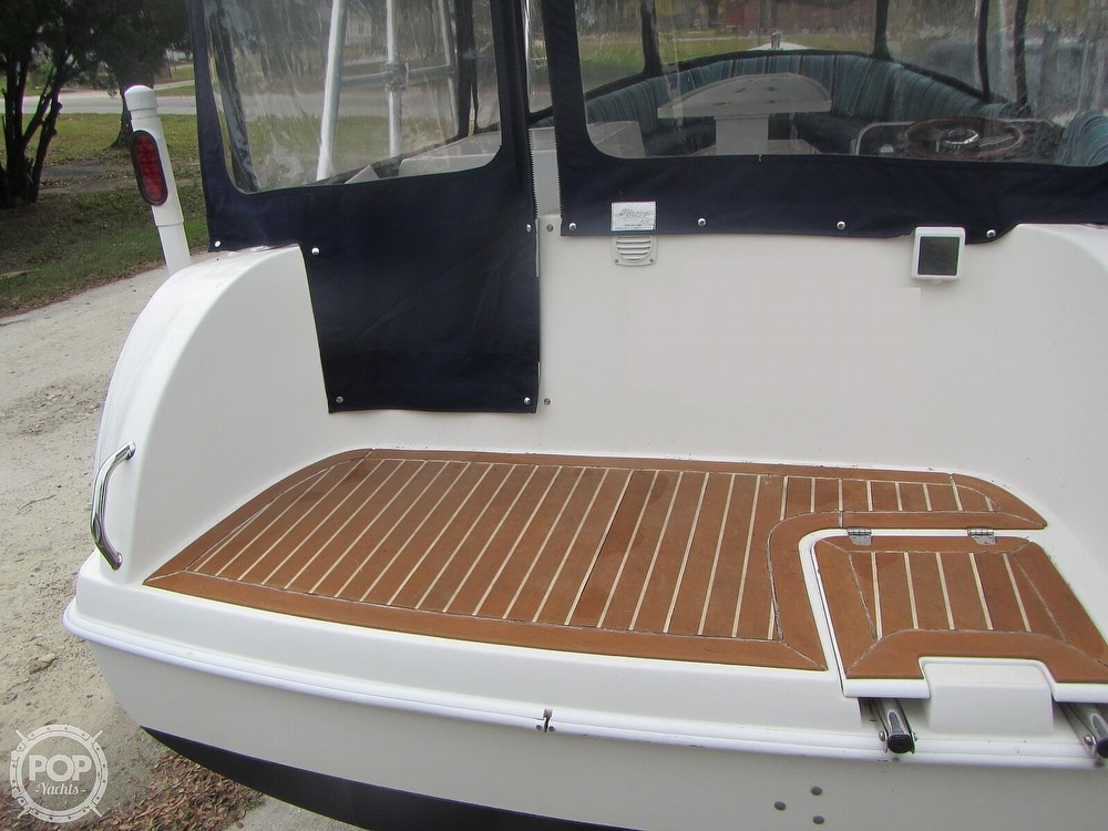 2009 Island Packet boat for sale, model of the boat is Seascape L24e Electric Launch & Image # 24 of 40