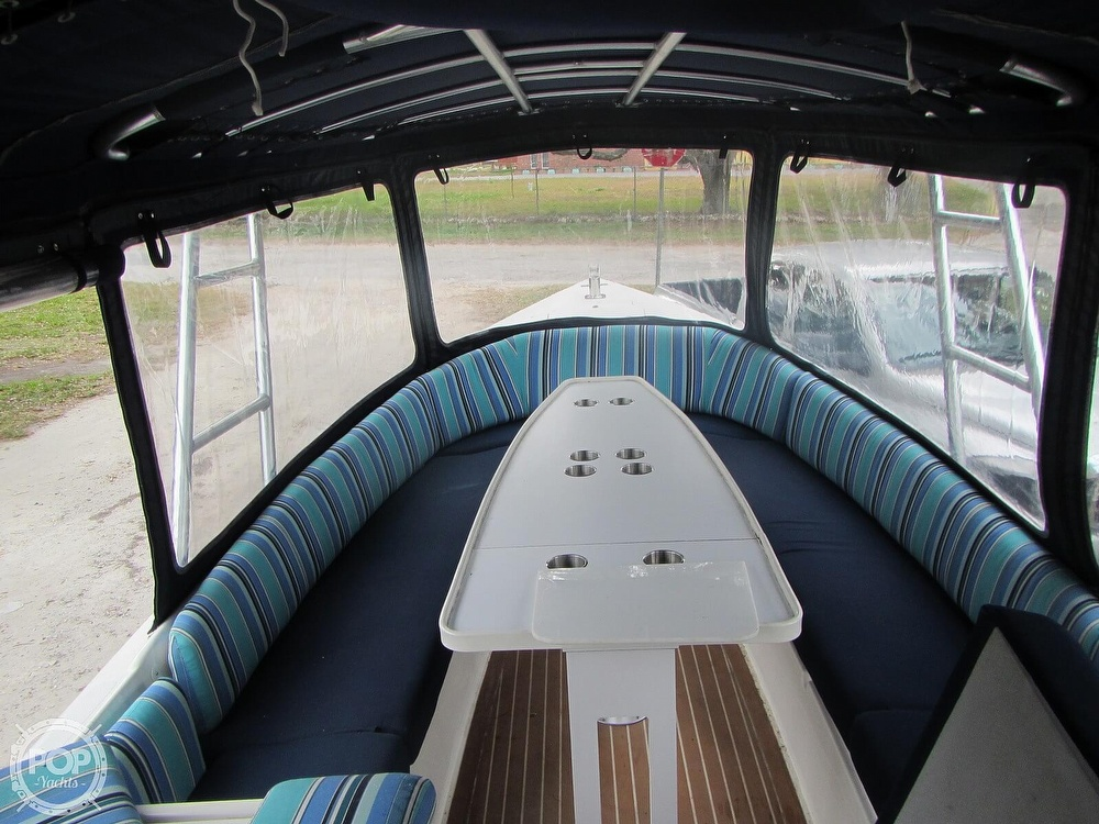 2009 Island Packet boat for sale, model of the boat is Seascape L24e Electric Launch & Image # 26 of 40