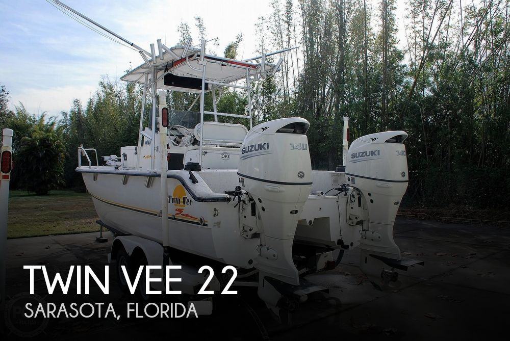 1999 TWIN VEE 22 AWESOME CAT for sale