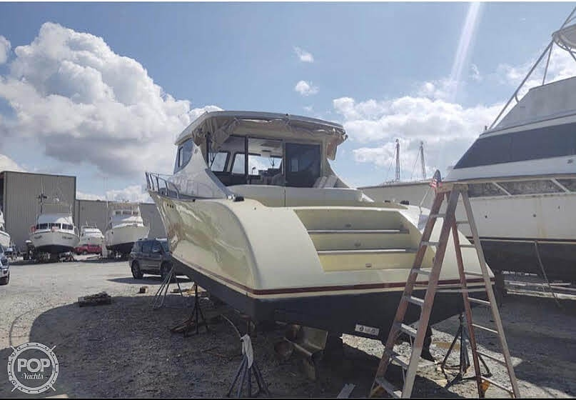 2007 Seascout boat for sale, model of the boat is 41 & Image # 3 of 40