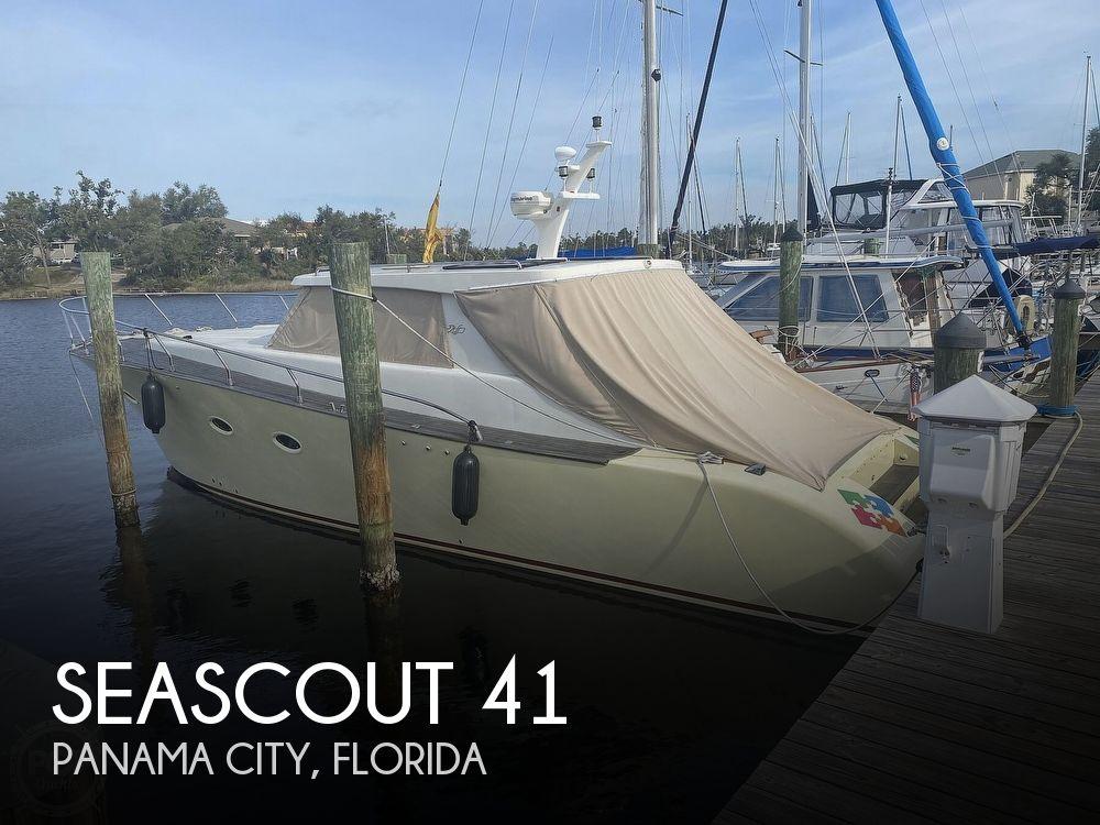 2007 Seascout 41
