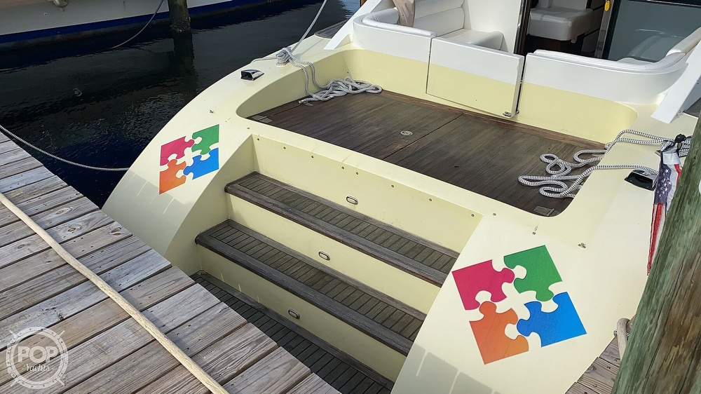 2007 Seascout boat for sale, model of the boat is 41 & Image # 7 of 40