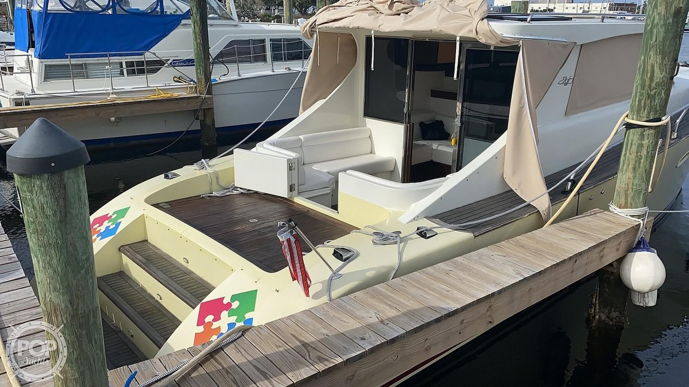 2007 Seascout boat for sale, model of the boat is 41 & Image # 4 of 40