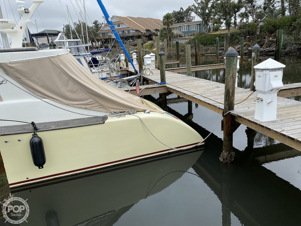 2007 Seascout boat for sale, model of the boat is 41 & Image # 12 of 40