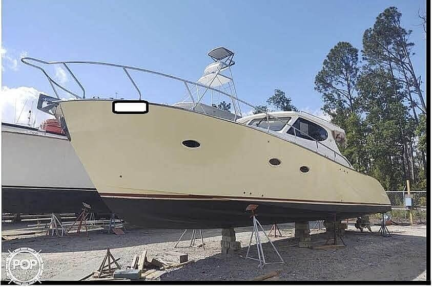 2007 Seascout boat for sale, model of the boat is 41 & Image # 2 of 40