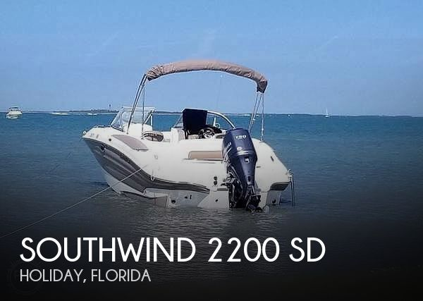 Used Deck Boats For Sale by owner | 2014 Southwind 2200 SD