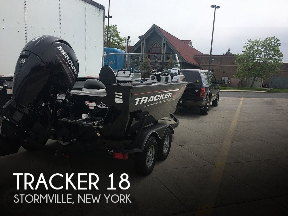 Used Boats For Sale in Springfield, Massachusetts by owner | 2019 Tracker Targa V18 WT