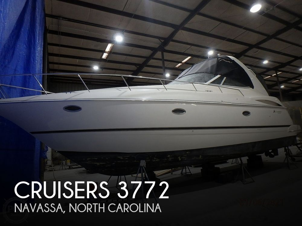 Used Boats For Sale in Fayetteville, North Carolina by owner | 2003 Cruisers Yachts 3772 Express