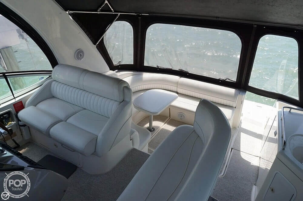 2003 Cruisers Yachts boat for sale, model of the boat is 3772 Express & Image # 10 of 40