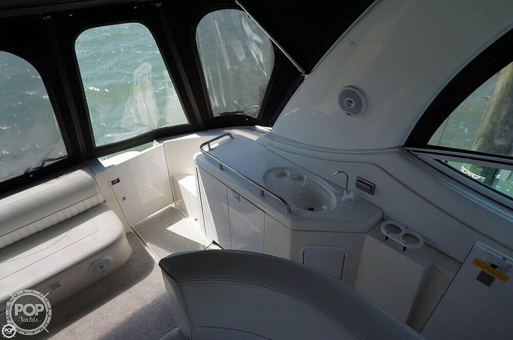 2003 Cruisers Yachts boat for sale, model of the boat is 3772 Express & Image # 34 of 40