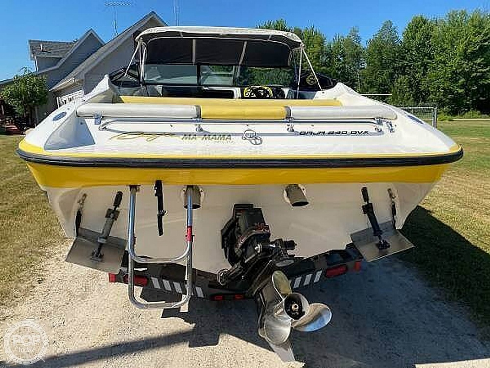 1990 Baja boat for sale, model of the boat is 240 DVX & Image # 4 of 40