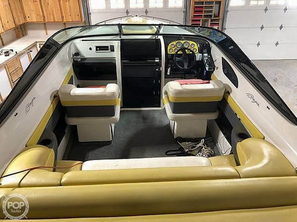1990 Baja boat for sale, model of the boat is 240 DVX & Image # 16 of 40