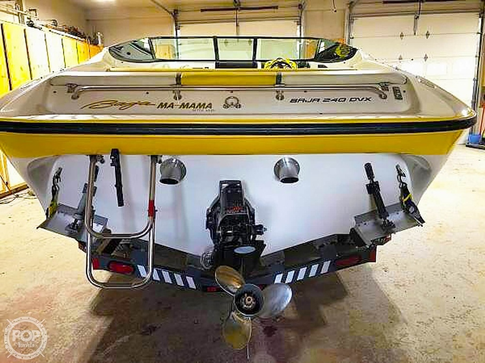 1990 Baja boat for sale, model of the boat is 240 DVX & Image # 5 of 40