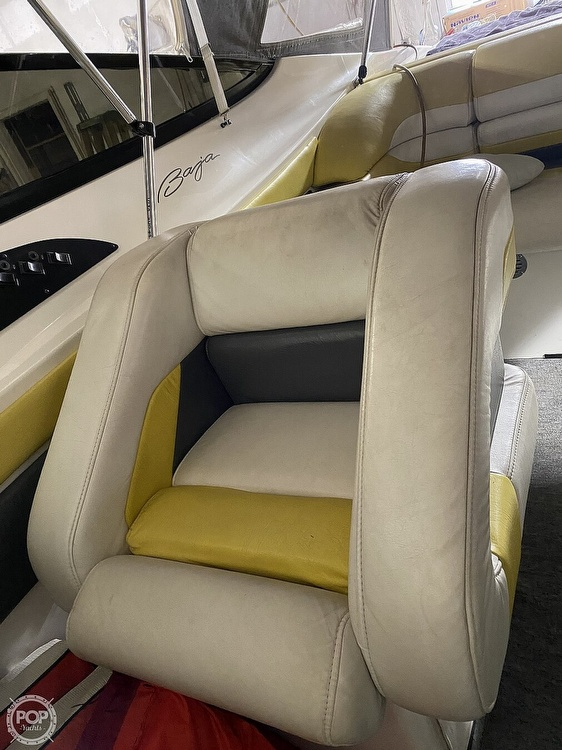 1990 Baja boat for sale, model of the boat is 240 DVX & Image # 35 of 40