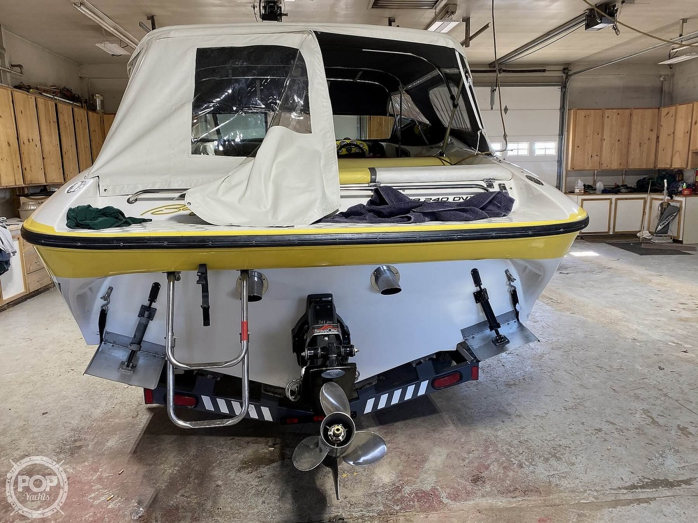1990 Baja boat for sale, model of the boat is 240 DVX & Image # 39 of 40