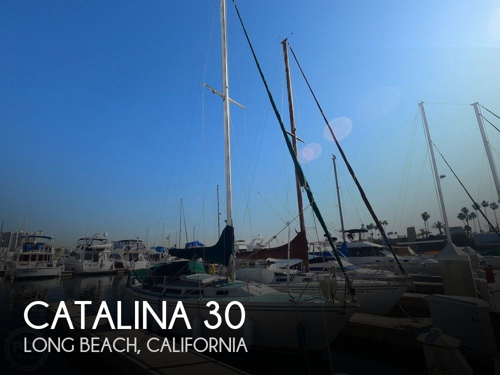 1980 Catalina Yachts boat for sale, model of the boat is 30 & Image # 1 of 40