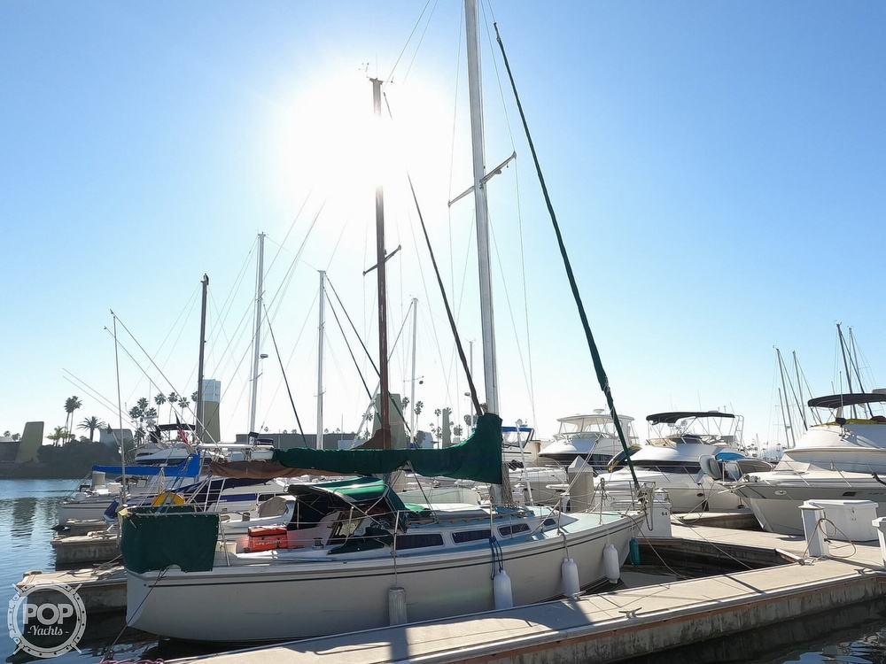 1980 Catalina Yachts boat for sale, model of the boat is 30 & Image # 5 of 40