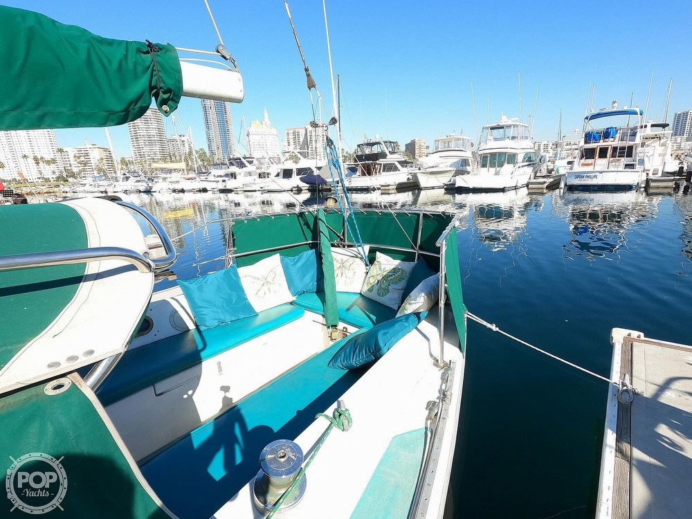 1980 Catalina Yachts boat for sale, model of the boat is 30 & Image # 8 of 40