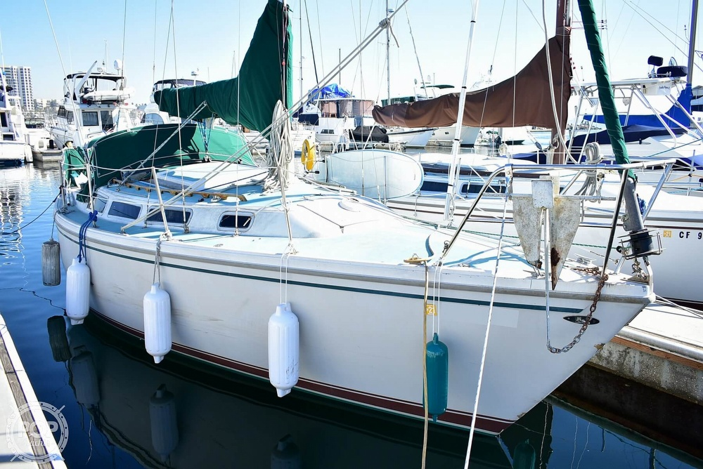 1980 Catalina Yachts boat for sale, model of the boat is 30 & Image # 26 of 40