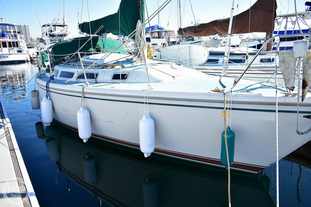 1980 Catalina Yachts boat for sale, model of the boat is 30 & Image # 27 of 40